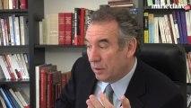 Présidentielles 2012 : François Bayrou répond à Marie Claire