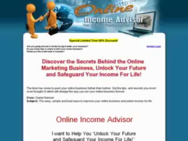Online Income Advisor | Online Income Advisor