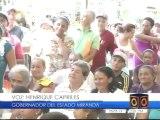 """Capriles: """"Quien lo esta haciendo mal no es el pueblo, es quien toma las decisiones"""""""
