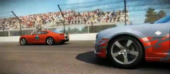 The IndyCar Pack de Race Driver : GRID 2