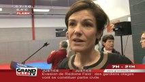 Karaté : Chantal Jouanno inaugure le dojo de Roncq