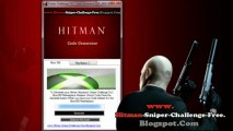 Hitman Absolution Sniper Challenge Crack Free on Xbox 360 And PS3!!