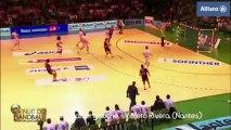 Nuit du Handball - le Nantais Valero Rivera est élu meilleur ailier gauche de la saison