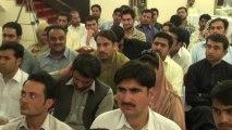 Launching Ceremony The pakistan Elecation2013Peshawar