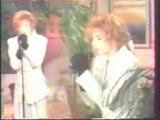 Allan émission fête-comme-chez-vous- sur A2 en1988 Mylene Farmer Show