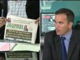 INEZRA MAZEL AD NZER AVEC  HAND SADI SUR BERBERE TELEVISION
