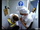 Roland Garros échauffement de Justine Hénin - Archive vidéo INA