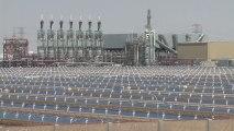 Shams 1, la plus grande centrale solaire du monde