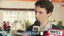 [FrenchWeb Tour Nantes] Mickael Froger, co-fondateur de Lengow