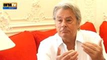 """Alain Delon samedi à Cannes pour la présentation de """"Plein soleil"""" - 24/05"""