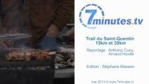 Trail du Saint-Quentin - Les bénévoles