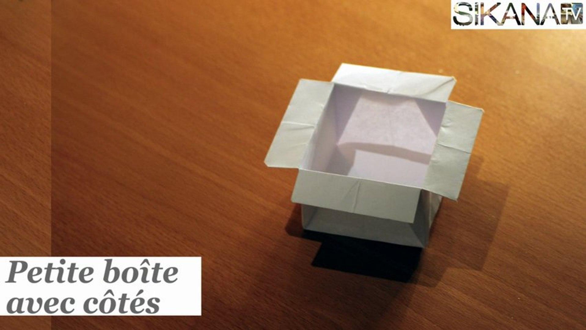 Fiche origami boite haute ou boite pochette-Tête à modeler | 1080x1919