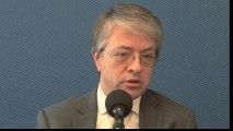 Jean-Laurent Bonnafé, administrateur directeur général du groupe BNP Paribas.