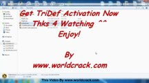 Tridef 3d Crack - video dailymotion