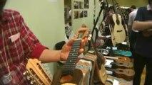 TOKYOハンドクラフトギターフェス2013へいく  後半