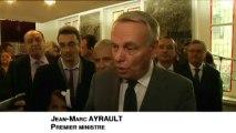 Ayrault met en garde l'UMP et La Manif pour tous