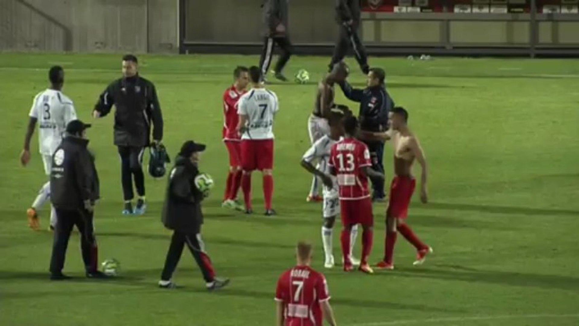 Nîmes Olympique (NIMES) - AJ Auxerre (AJA) Le résumé du match (38ème journée) - saison 2012/2013