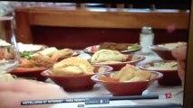 Journal télévisé Les cèdres du liban Le plus vieux restaurant Libanais de Paris dénonce...