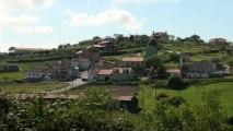 PAISAJE Antromero, concejo de Gozón, Asturias