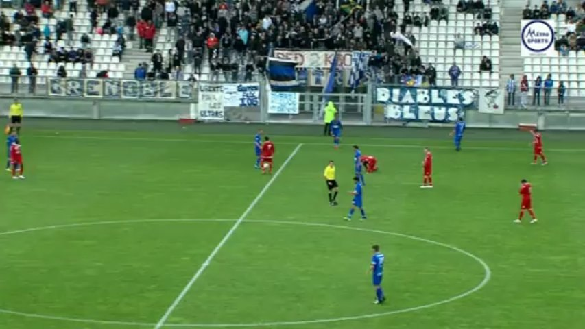 GF 38- FC Mulhouse 25 mai 2013