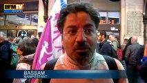 Manif pour tous: les manifestants se préparent - 26/05