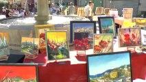Première des peintres à Brignoles