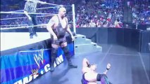 WWE Smackdown 5/24/13 - Chris Jericho vs. Big Show