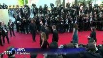 Cannes: Bérénice Bejo prix d'interprétation féminine