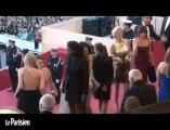 Cannes : les primés sur le tapis rouge