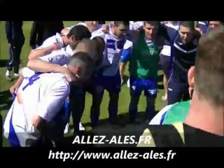FOOT   Saison 2012/2013 - Les Bleus & Blancs en CFA2 ! 26e J de DH - OCP 0-1 OAC