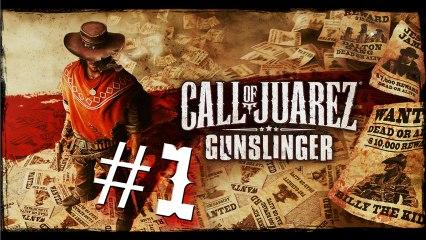 Call Of Juarez Gunslinger #1 - Episode I : Mémoire 1