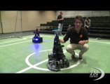 I robot si preparano al campionato del mondo di calcio. Obiettivo: battere gli umani nel 2050