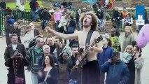 Concert War Machine AC/DC Tribute - Savigny-sur-Orge - 2eme partie