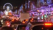 Diane Kruger illumine les Champs-Élysées