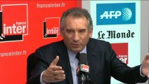 François Bayrou, invité de Tous Politiques sur France Inter - 260513