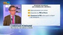 Epargne salariale : les conseils de gestion de Christian Fontaine dans Intégrale Placements - 27 mai