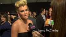 Red Carpet Roundup - We Sing Songs With Stars On the AMA Red Carpet