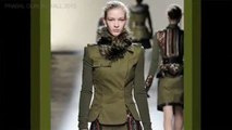 Glamour Fashion Week - The Top 5 Fashion Trends from Fall 2013 New York Fashion Week
