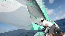 REGATTA Magazine # 144 - Surf et crash, America's Cup, Extreme Sailing Series, Voiles de St Barth