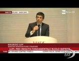 Lupi: priorità unica è creare condizioni per crescita - VideoDoc. Il ministro delle Infrastrutture a Made Expo a Milano