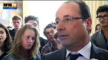 Mariage homo: Hollande condamne certains slogans de la manifestation du 26 mai - 27/05