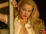 The Women of GQ - Behind the Scenes with Amber Heard - GQ