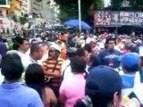 Marcha de Trabajadores Universitarios 23-05-2013