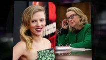 Scarlett Johansson in Talks For Hillary Rodham Clinton Role