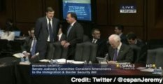 Senate Judiciary Committee Passes Immigration Reform