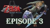 Zelda Twilight princess 3 (Un loup dans le crépuscule)