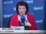Anne Roumanoff répond à Christine Boutin