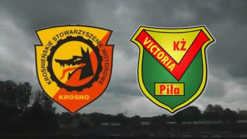 KSM Krosno - Victoria Piła