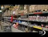 Milano, Gdf sequestra 15 mln di articoli pericolosi made in China. Operazione durata 48 ore: prodotti stoccati in maxi magazzini