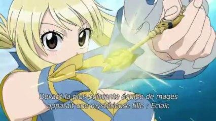Fairy Tail le film - La prêtresse du Pheonix